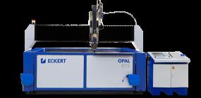 ECKERT OPAL vízsugaras vágó gépek