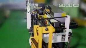 SOCO SB 39 6 MRV csőhajlító