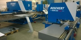 BOSCHERT stancoló gépek