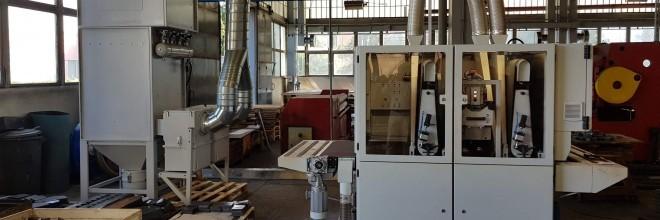 Megérkeztek az új RWT 1100 Sorjázó Revétlenítő Csiszológépek